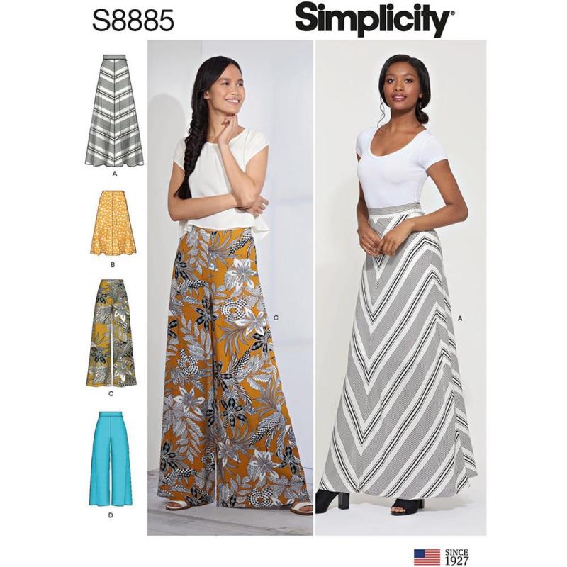 Wykrój Simplicity 8885