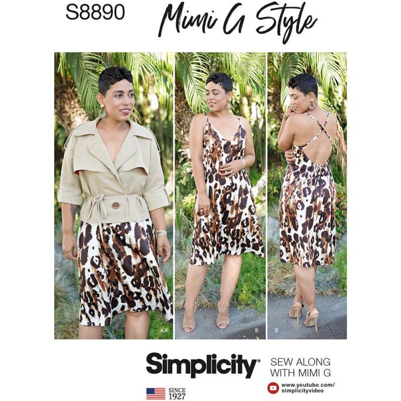 Wykrój Simplicity 8890