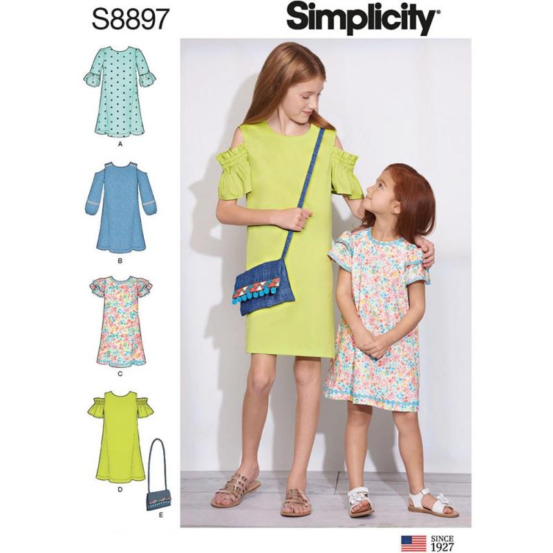 Wykrój Simplicity 8897