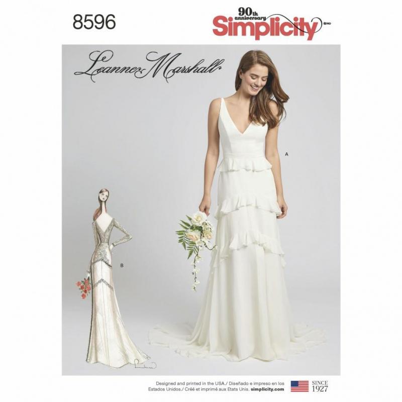 Wykrój Simplicity 8596