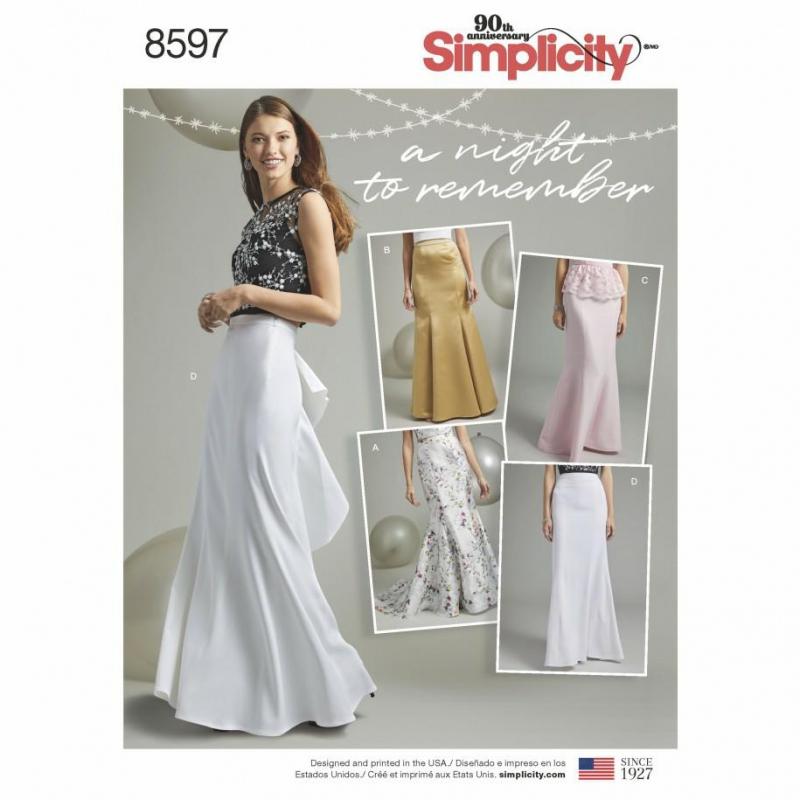 Wykrój Simplicity 8597