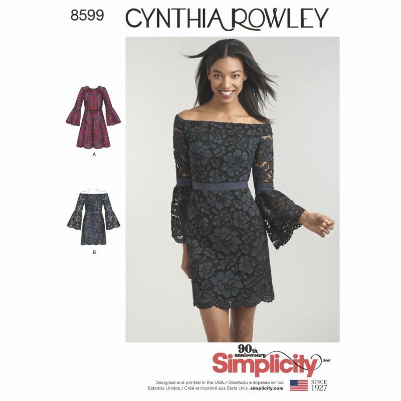 Wykrój Simplicity 8599