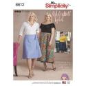 Wykrój Simplicity 8612