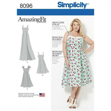 8096 simplicity plus sizes pattern 8096 envelope f