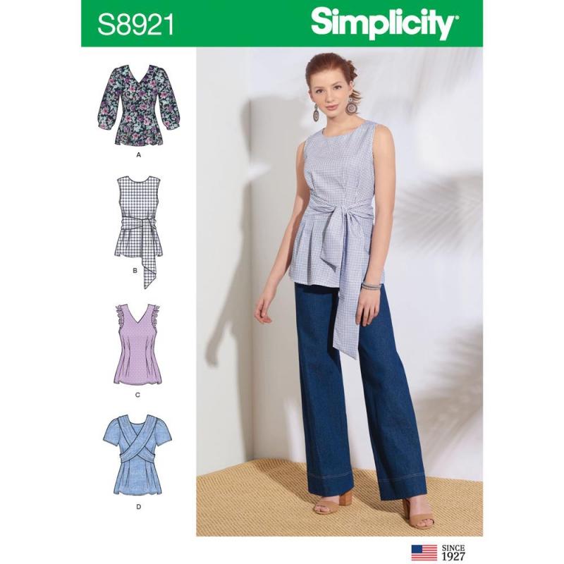 Wykrój Simplicity 8921