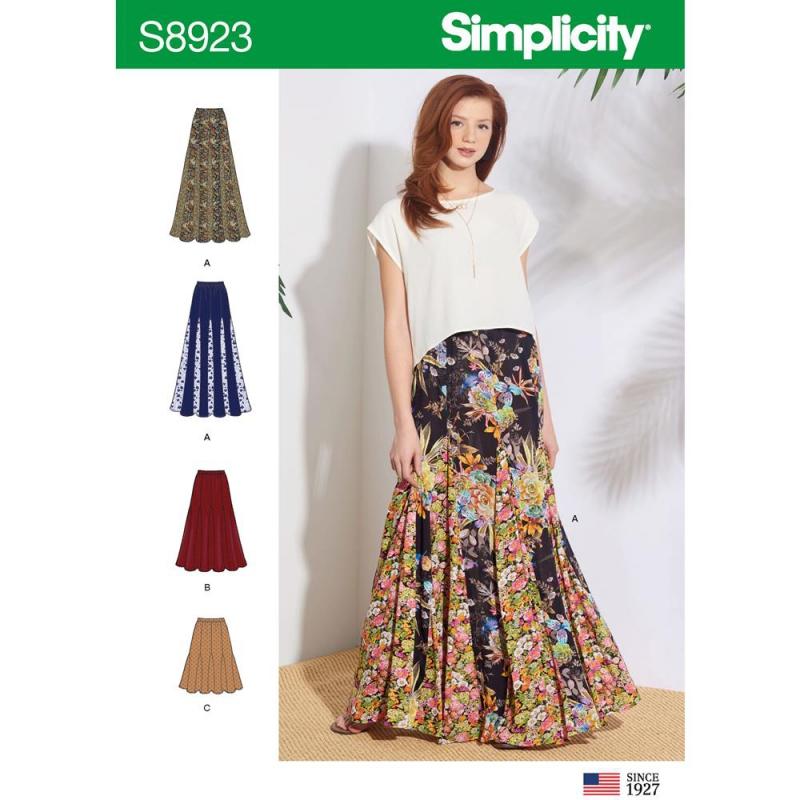 Wykrój Simplicity 8923