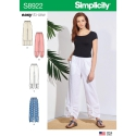 Wykrój Simplicity 8922
