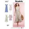 Wykrój Simplicity 8637