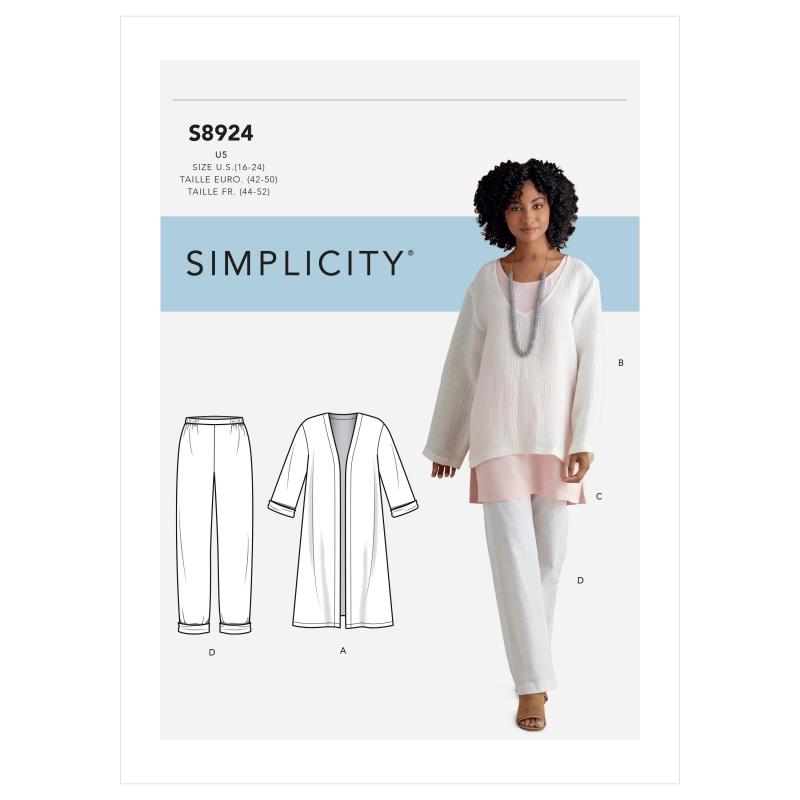 Wykrój Simplicity 8924
