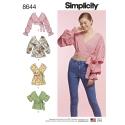 Wykrój Simplicity 8644