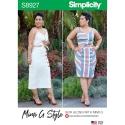Wykrój Simplicity 8927