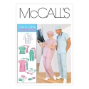Wykrój McCall's M6107