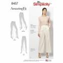 Wykrój Simplicity 8457