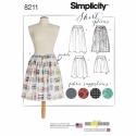 Wykrój Simplicity 8211