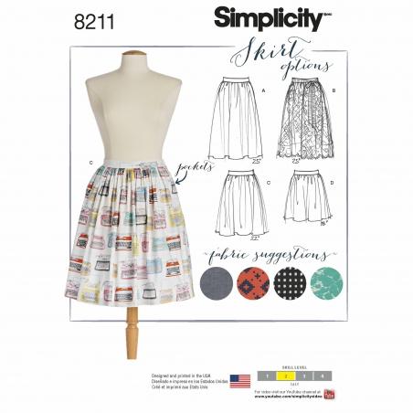 simplicity skirts pants pattern 8211 envelope