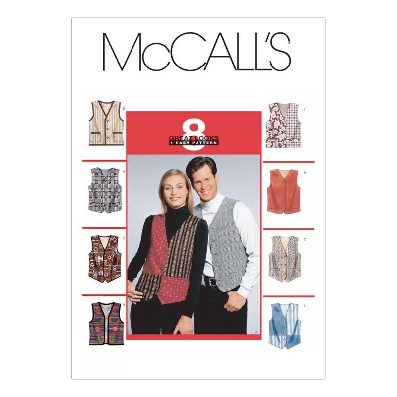 Wykrój McCall's M6228
