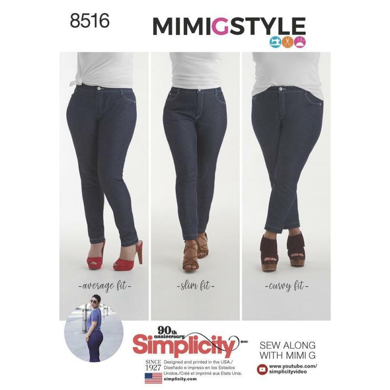 Wykrój Simplicity 8516
