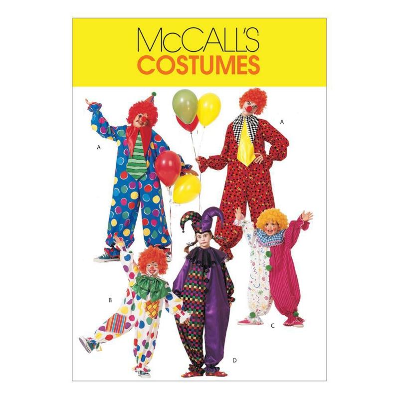 Wykrój McCall's M6142