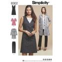 Wykrój Simplicity 8302