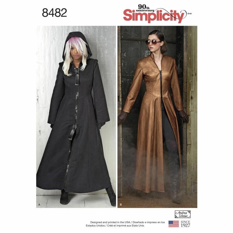 Wykrój Simplicity 8482