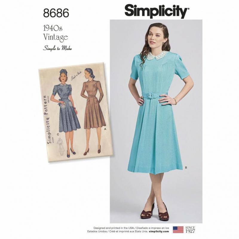 Wykrój Simplicity 8686
