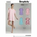Wykrój Simplicity 8383