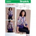 Wykrój Simplicity 8951