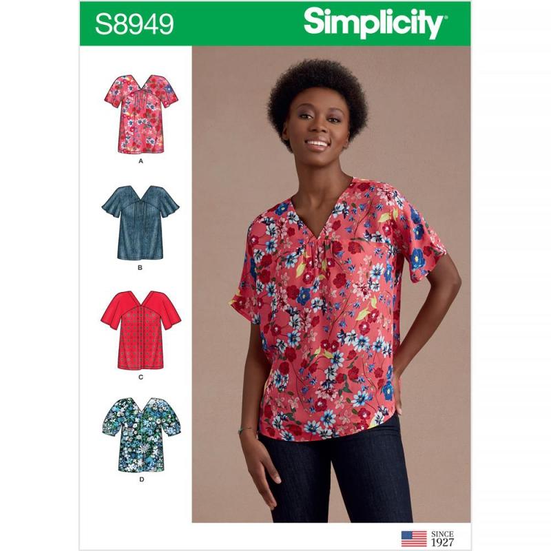 Wykrój Simplicity 8949
