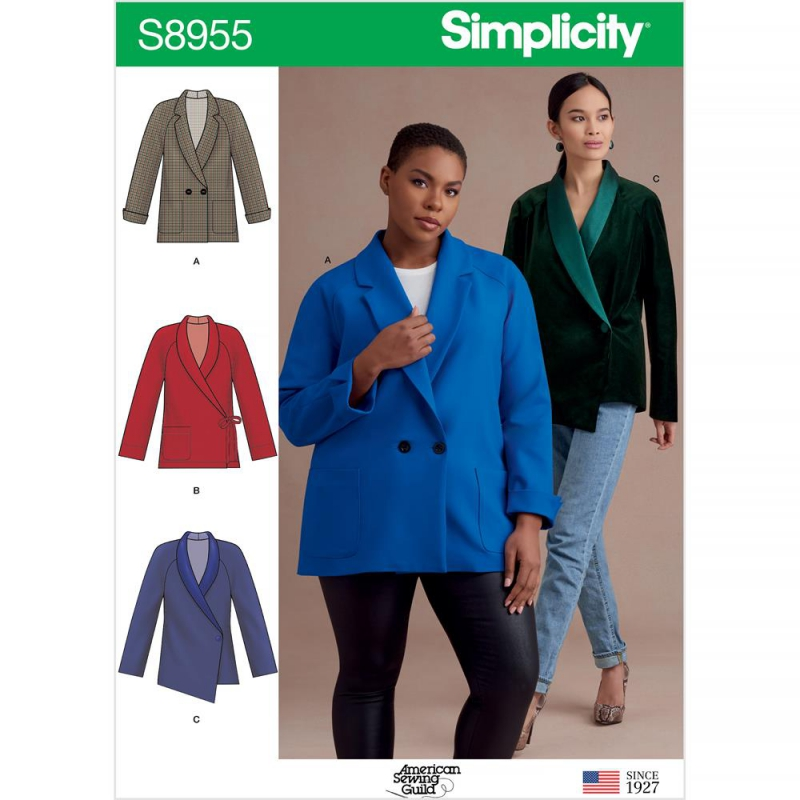 Wykrój Simplicity 8955