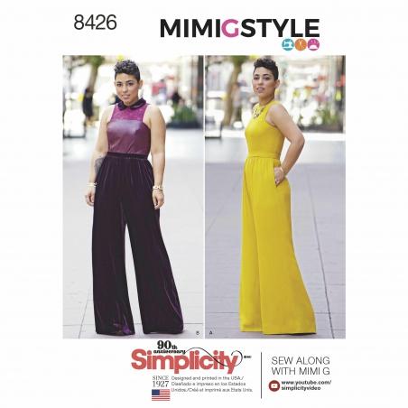 7simplicity jumpsuit mimigstyle mimig miss wom