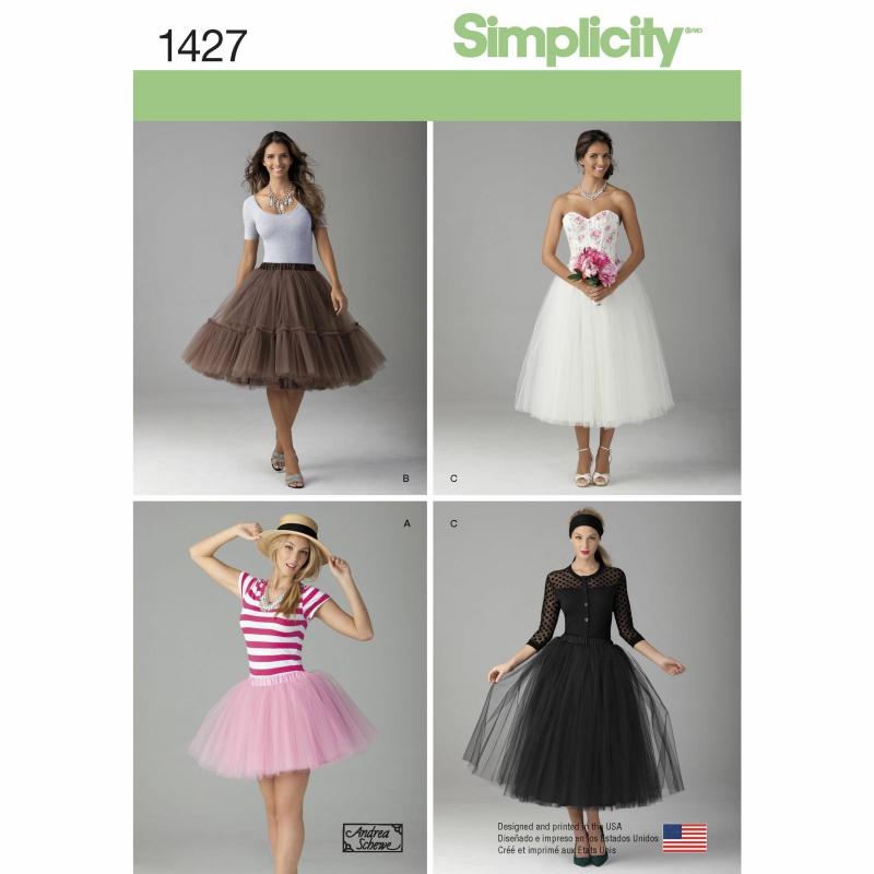 Wykrój Simplicity 1427