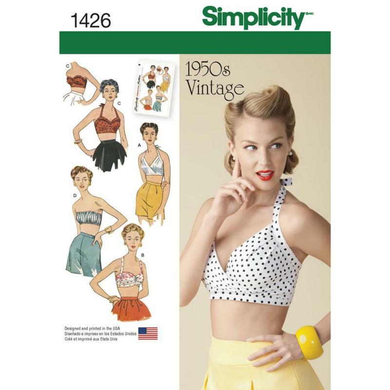 Wykrój Simplicity 1426