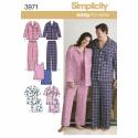 Wykrój Simplicity 3971