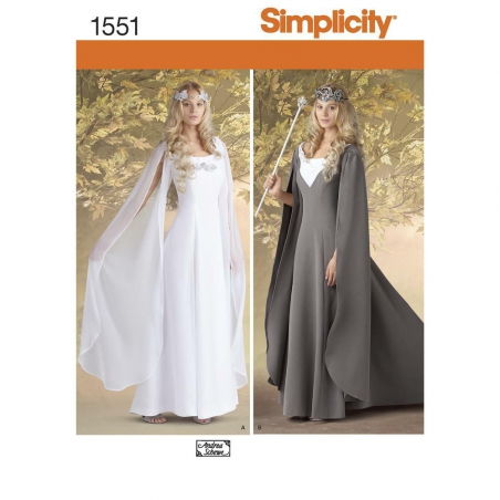 1551 simplicity costumes pattern 1551 envelope fro