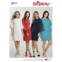 Wykrój Simplicity 8511
