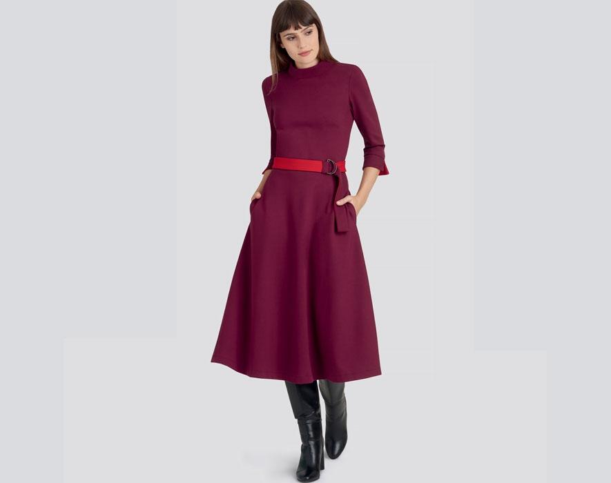 Elegancko w sukience